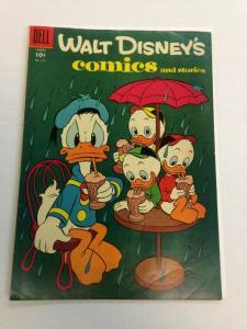 Walt Disney's Comics and Stories 179 VG+  All Barks Art (Aug. 1955)