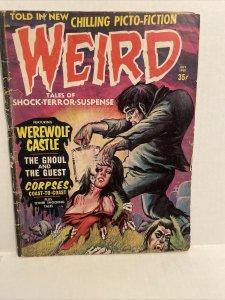 Weird; Eerie Publications V2 #8
