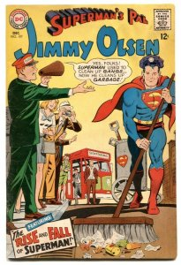 SUPERMAN'S PAL JIMMY OLSEN  #107 1967-DC comics G