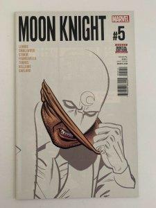 Moon Knight #5 (Marvel Comics 2016) NM