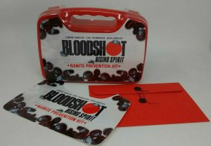 NANITE PREVENTION KIT Bloodshot Rising Spirit VALIANT Retailer Exclusive