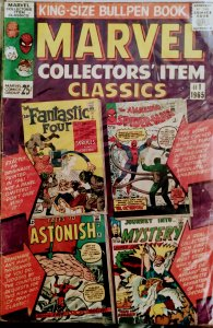 Marvel collector's item classics #1