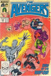 Avengers (1963 series) #290, NM- (Stock photo)