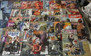 Jack of Fables Collection 3-48 (missing 5 issues).Bill Willingham,Vertigo,Akins
