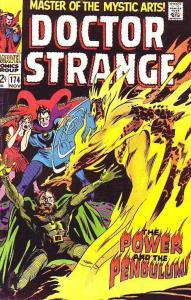 Doctor Strange #174 (Nov-68) FN/VF Mid-High-Grade Dr. Strange