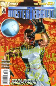 Mister Terrific #3 VF/NM; DC | save on shipping - details inside