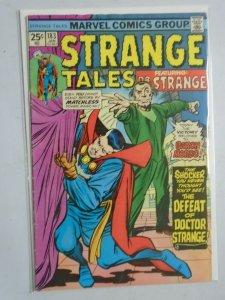 Strange Tales #183 featuring Dr. Strange 4.0 VG (1976)