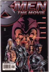 X-Men Movie Adaptation   #nn FN