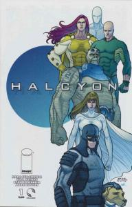 Halcyon #1 FN; Image | save on shipping - details inside
