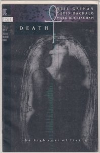 Death: The High Cost of Living #3 (1993)