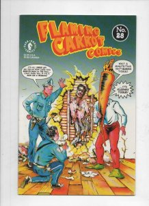 FLAMING CARROT #28, VF/NM, Bob Burden, 1992, more FC in store