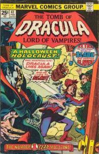 Tomb of Dracula (1972 series) #41, VF (Stock photo)