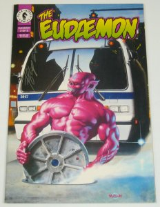 The Eudaemon #3 VF/NM; signed by Frank Lopez - Dark Horse
