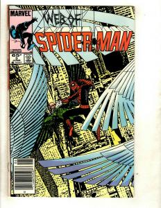 Lot of 12 Spiderman Marvel Comics # 2 4 8 9 37 42 43 44 46 47 48 50 WS6