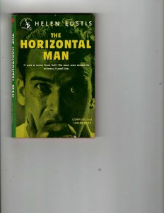 3 Books The Horizontal Man For A Night Of Love Cry Tough! Romance Thriller JK21