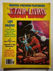 Marvel Preview #18 4th Appearance of Star-Lord Bob Larkin Cover 1979 Magazine