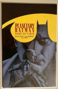 Planetary Batman night on earth #1 8.0 VF (2003)