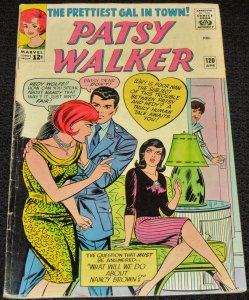 Patsy Walker #120 (1965)