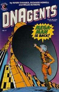 DNAGENTS (1985 ) 1-10 Mutants return THE SET!