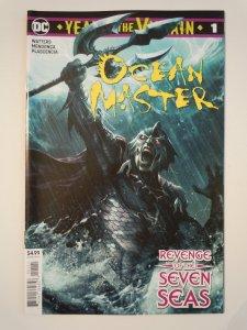 Ocean Master: Year of the Villain #1 (2020)