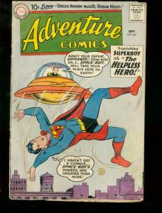 ADVENTURE COMICS #264  SUPERMAN GREEN ARROW ROBIN HOOD G-