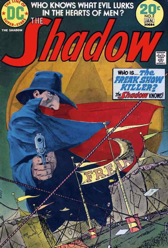 Shadow, The (2nd Series) #2 VF; DC | save on shipping - details inside