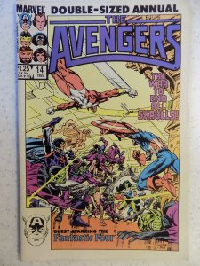 The Avengers Annual #14 (1985)
