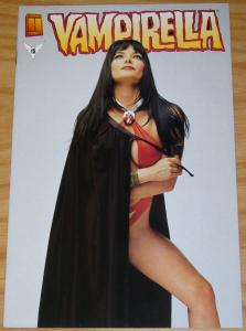 Vampirella #15 VF/NM limited edition model photo cover - harris comics 2002