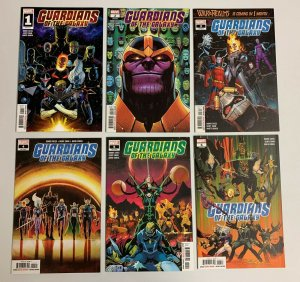 Guardians Of The Galaxy #1-12 + Annual #1 Set (Marvel 2019) Donny Cates (9.0+)