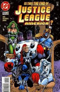 Justice League (1987 series) #113, VF+ (Stock photo)
