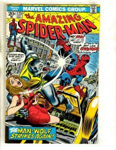 Amazing Spider-Man # 125 VF Marvel Comic Book Green Goblin Mary Jane GK3