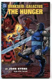 Darkseid Vs. Galactus The Hunger comic book-NM-1995-NM