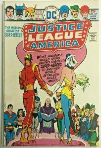 JUSTICE LEAGUE OF AMERICA#121 FN/VF 1975 DC BRONZE AGE COMICS