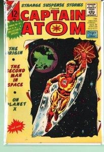 Strange Suspense Stories #75 (1965)