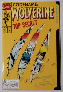 X-Force #8 (1st Domino & Wild Pack) and Wolverine #50! (1st Appearance of Shiva)