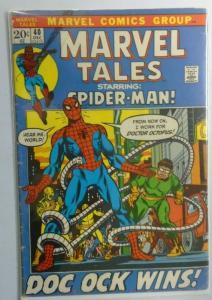 Marvel Tales (Marvel) #40, 3.0 (1972)