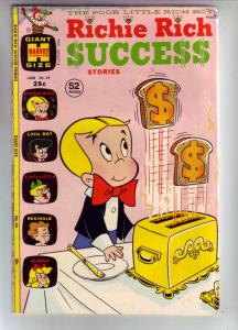Richie Rich Success #44 (Jun-72) VF- High-Grade Richie Rich