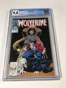 Wolverine (1988) #6 CGC 9.8