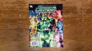 Green Lantern Super Spectacular # 3 Magazine DC Comics Geoff Johns BW1