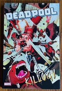 DEADPOOL CLASSIC VOL 16 KILLOGY Cullen Bunn Marvel Comics TPB Paperback NM 2016