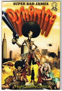 SUPER BAD JAMES DYNOMITE #1, NM, Wayans Brothers, 2005, more in store