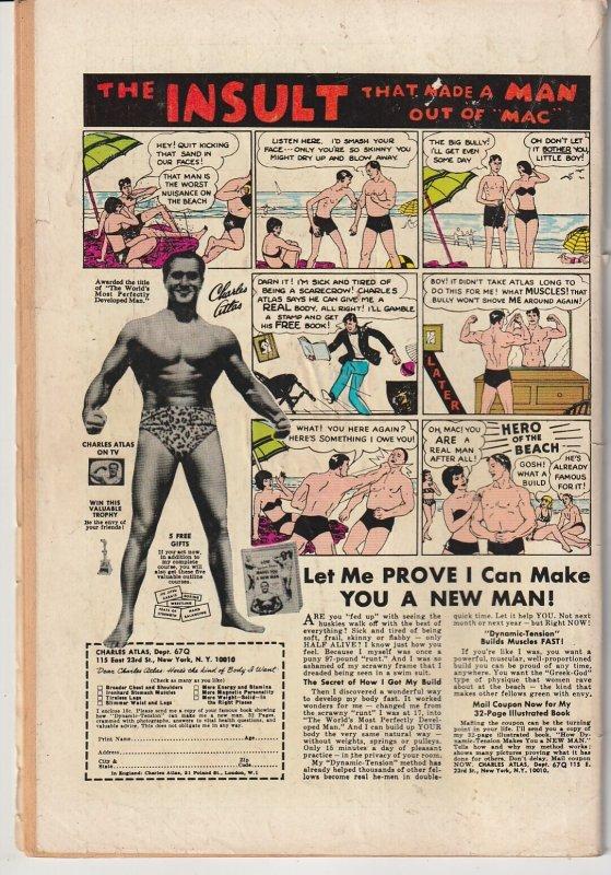Dennis The Menace Bonus Magazine # 136 Dennis The Menace's Look at Sports