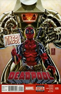 Deadpool (4th Series) #35 VF; Marvel | save on shipping - details inside