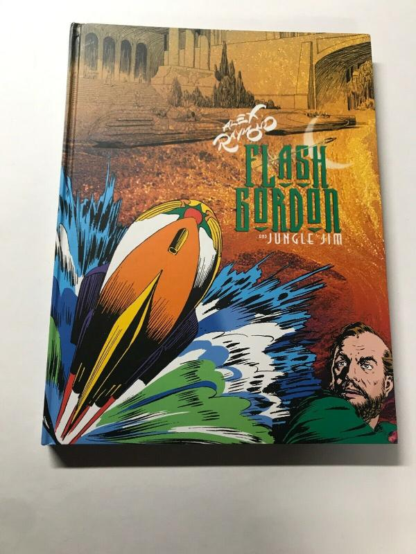 Flash Gordon And Jungle Jim Idw Treasury Hardcover Near Mint Volume 1 2 3 4 P30