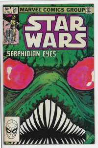 Star Wars (1977) #64 Direct Edition