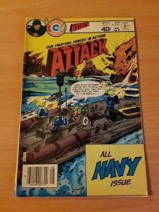 Attack #23 ~ VERY GOOD - FINE FN ~ (1980, Charlton Comics)