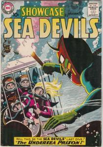 Showcase #28 (Sep-60) FN+ Mid-High-Grade Sea Devils