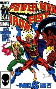 Power Man #111, Fine (Stock photo)