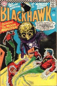Blackhawk (1944 series) #221, Fine+ (Stock photo)