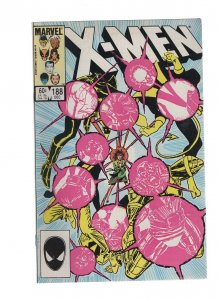 The Uncanny X-Men #188 (1984) Combined shipping on Unlimited Items!!